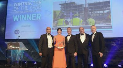 CN Awards 2019 – Contractor of the Year
