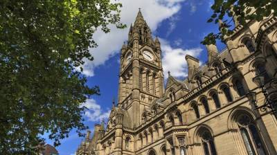 Proud to Support Manchester's Our Town Hall Project
