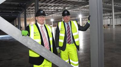 NG Bailey to Support UK's First Battery Industrialisation Centre