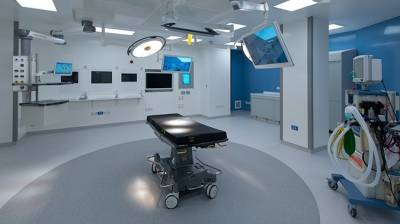 NG Bailey completes third phase at Royal Hallamshire Hospital