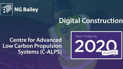 Digital construction expertise recognised