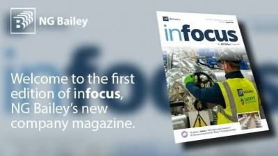 Read all about it  - we launch infocus, our new digital magazine