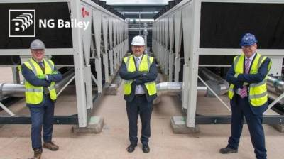 NG Bailey Completes M&E Installation at UK's First Battery Industrialisation Centre