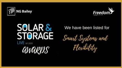 POC-MAST shortlisted in Solar and Storage Awards