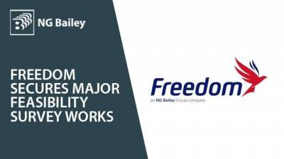 Freedom's Professional Services business secures major route feasibility survey work