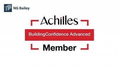 Achilles BuildingConfidence Accreditation successfully retained