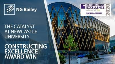 The Catalyst scoops sustainability award