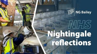 Nightingale reflections from apprentices