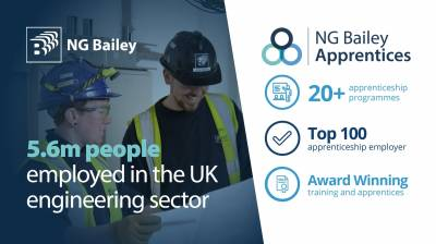 Proud to support National Apprenticeship Week