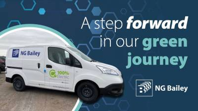 A step forward in our green journey