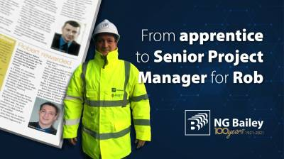 A journey from apprentice to senior project manager