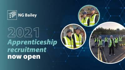 Our 2021 Apprentice Recruitment Window is now open