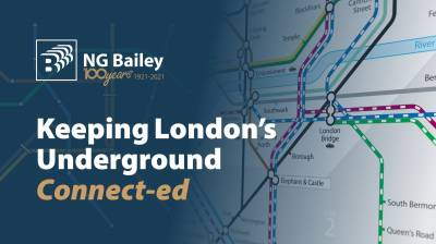 Going underground to keep London connect-ed