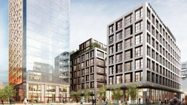 NG Bailey to deliver MEP works on St Johns development in Manchester
