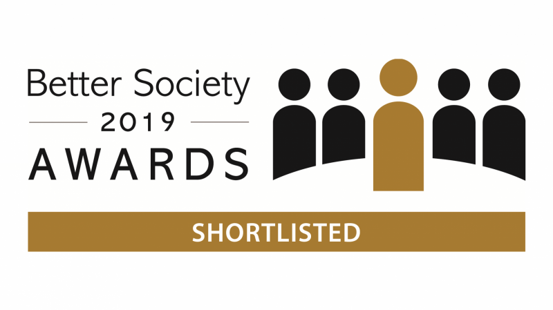 NG Bailey makes Better Society Awards 2019 shortlist