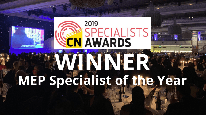 Major Win at CN Specialists Awards