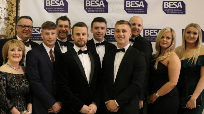 Success at BESA Yorkshire Region Awards