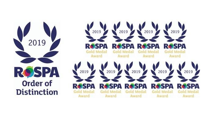 NG Bailey acknowledged for its commitment to health and safety once again by RoSPA