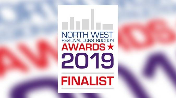 NG Bailey shortlisted in the 2019 North West Regional Construction Awards