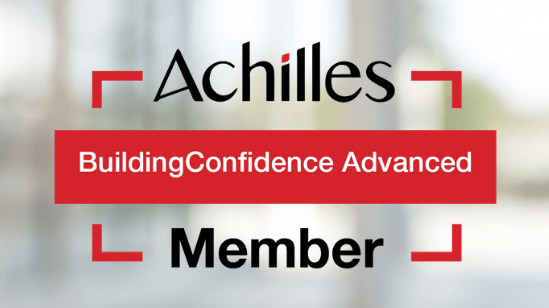 NG Bailey achieves Achilles BuildingConfidence Advanced membership