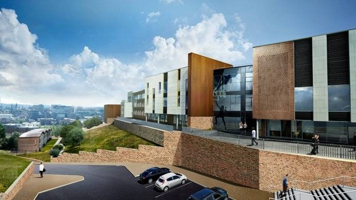 New Sheffield Academy Hits Another Key Milestone