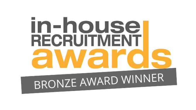 In-House Recruitment Award Win for NG Bailey
