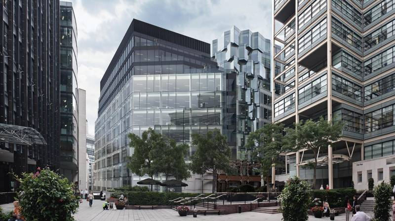 NG Bailey relocates to new flagship London office
