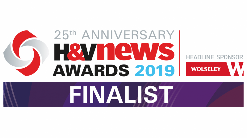 NG Bailey makes shortlist for H&V News Awards 2019